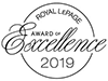 Royal LePage Award of Excellence 2019