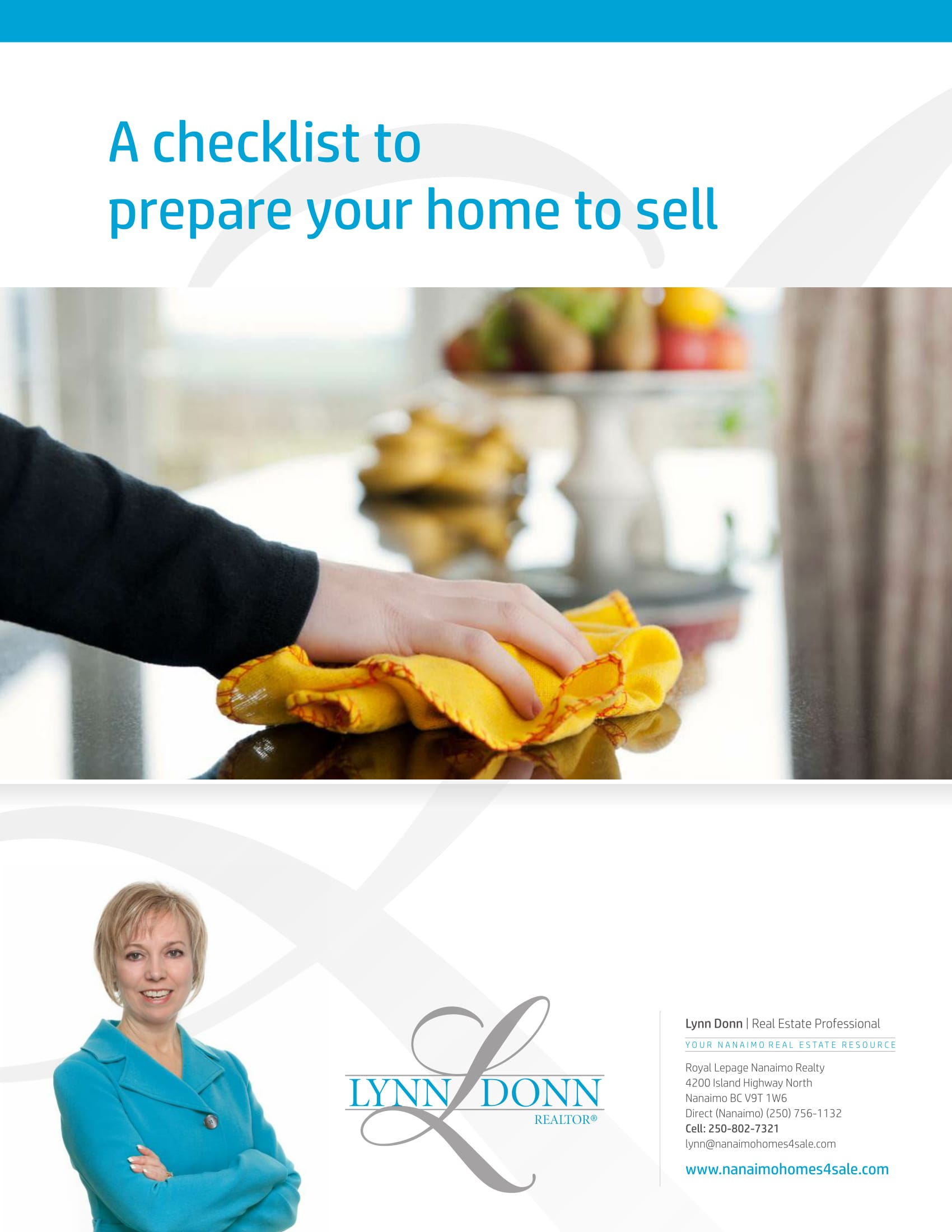 A Checklist To Prepare Your Home To Sell