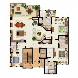 Example Nanaimo Floor Plan