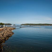 Crabbing Dock, Nanaimo