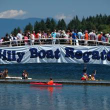 Silly Boat Regatta, Nanaimo