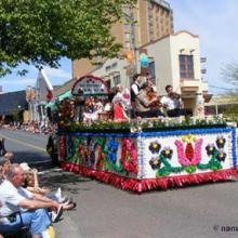 Empire Days Parade