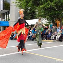 Empire Days Parade