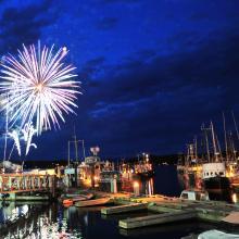 Nanaimo fireworks