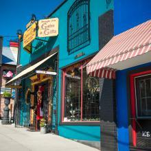 Old City Quarter, Nanaimo