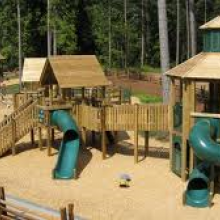 Oliver Woods playground Nanaimo