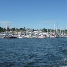 Nanaimo marinas