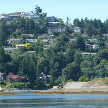 Departure Bay homes