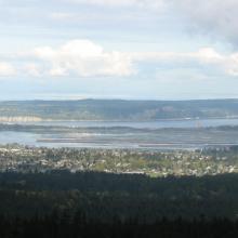 South Nanaimo view